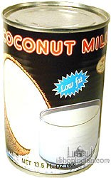 Globe Coconut Milk - Low Fat