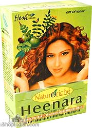 Hesh Heenara Natural Colorant, Conditioner and Nourisher For Hair