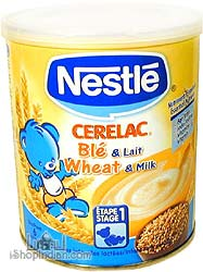 Nestle Cerelac - Wheat & Milk
