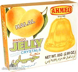 Vegetarian Jelly - Mango