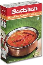 Badshah Madras Sambar Masala