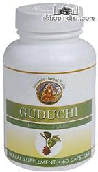 Guduchi - Immune Booster (Sandhu's Ayurveda) - 60 Capsules