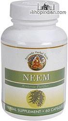 Neem - Detoxifier (Sandhu's Ayurveda) - 60 Capsules