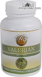 Valerian - Sleep Aid (Ayurveda Herbal Trade) - 60 Capsules