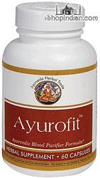Ayurofit - Blood Purifier (Sandhu's Ayurveda) - 60 Capsules