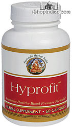Hyprofit - Healthy Blood Pressure (Ayurveda Herbal Trade) - 60 Capsules