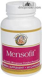 Mensofit - Menopause Comfort (Sandhu's Ayurveda) - 60 Capsules