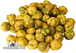 Tasty Joy Roasted Wasabi Coated Green Peas