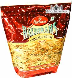 Haldiram's Cornflakes Mixture - 7 oz