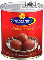 Ghasitaram's Gulab Jamun