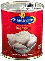 Ghasitaram's Rasmalai
