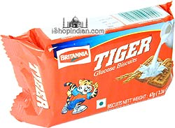 Britannia Tiger Glucose Biscuits (5-packs)