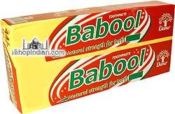 Dabur Babool Toothpaste (Economy 2-Pack)