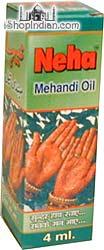 Mehandi (Henna) Oil