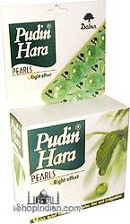 Pudin Hara Pearls - 2 Strips