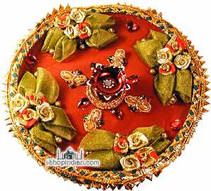 Pin aarti decoration pictures on pinterest for Aarti decoration pictures