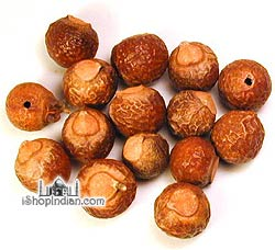 Nirav Aritha Whole / Kunkudukai (Soap Nuts)