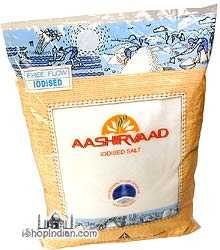 Aashirvaad Free Flow Iodised Salt