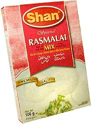 Shan Rasmalai Mix
