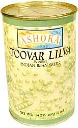 Ashoka Toovar Lilva (canned)