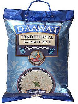 Daawat Traditional Basmati Rice