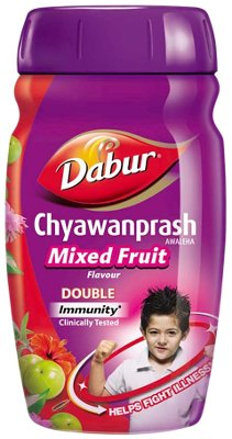 Dabur Chyawanprash Ayurvedic Supplement - Mixed Fruit