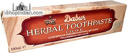 Dabur Herbal Toothpaste with Clove