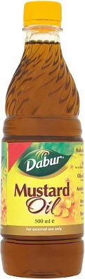 Dabur Mustard Oil - 500 ml