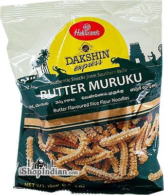 Haldiram's Dakshin Express Butter Muruku