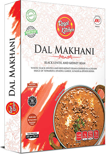 Regal Kitchen Dal Makhani (Ready-to-Eat) - BUY 2 GET 1 FREE!