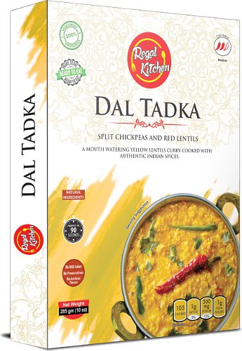 Regal Kitchen Dal Tadka (Ready-to-Eat) - BUY 2 GET 1 FREE!