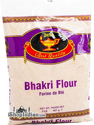 Deep Bhakri Flour / Coarse Whole Wheat Flour