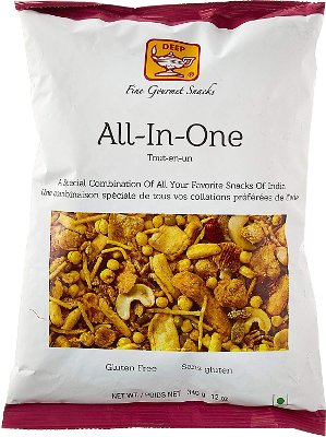 Deep All-In-One Snack Mix