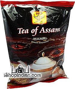 Deep Tea of Assam - Mamri Black Tea