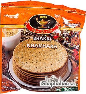 Deep Khakhara - Bhakri