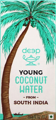 Deep Young Coconut Water from South India - 1 liter