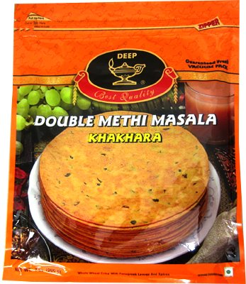 Deep Khakhara - Double Methi Masala