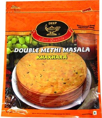 Deep Khakhara - Double Methi Masala