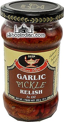 Deep Garlic Pickle / Relish
