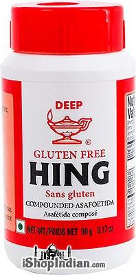 Deep Hing (Asafoetida) - Gluten-Free