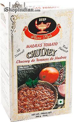 Deep Madras Tomato Chutney (FROZEN)