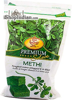 Deep Methi (Fenugreek Leaves) (FROZEN)