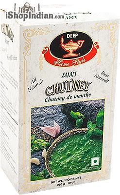 Deep Mint Chutney (FROZEN)
