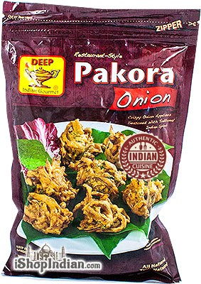 Deep Pakora Onion (FROZEN)