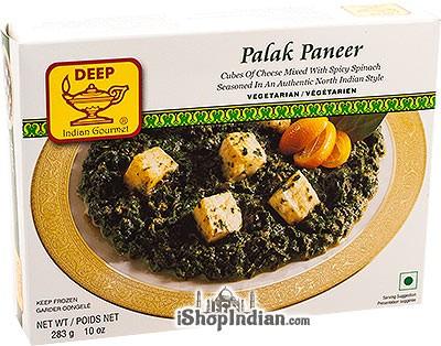 Deep Palak Paneer (FROZEN)