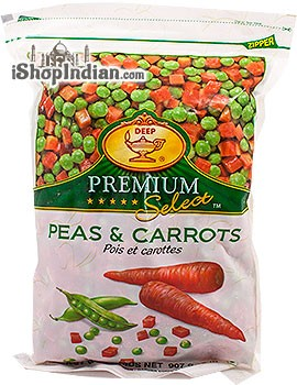 Deep Peas And Carrots (FROZEN)