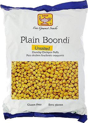Deep Plain Boondi - Unsalted