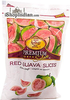 Deep Guava Slices Red (FROZEN)