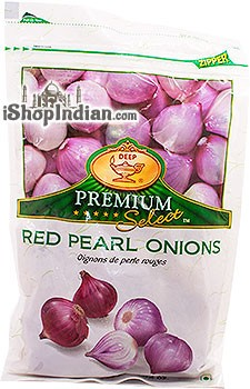Deep Red Pearl Onions (FROZEN)