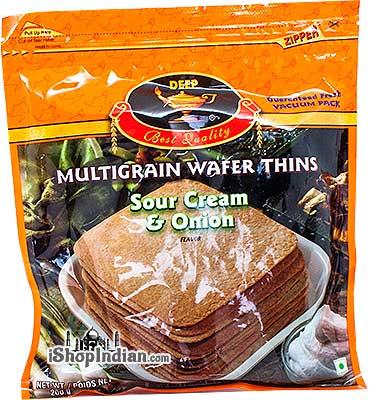 Deep Multigrain Wafer Thins - Sour Cream & Onion